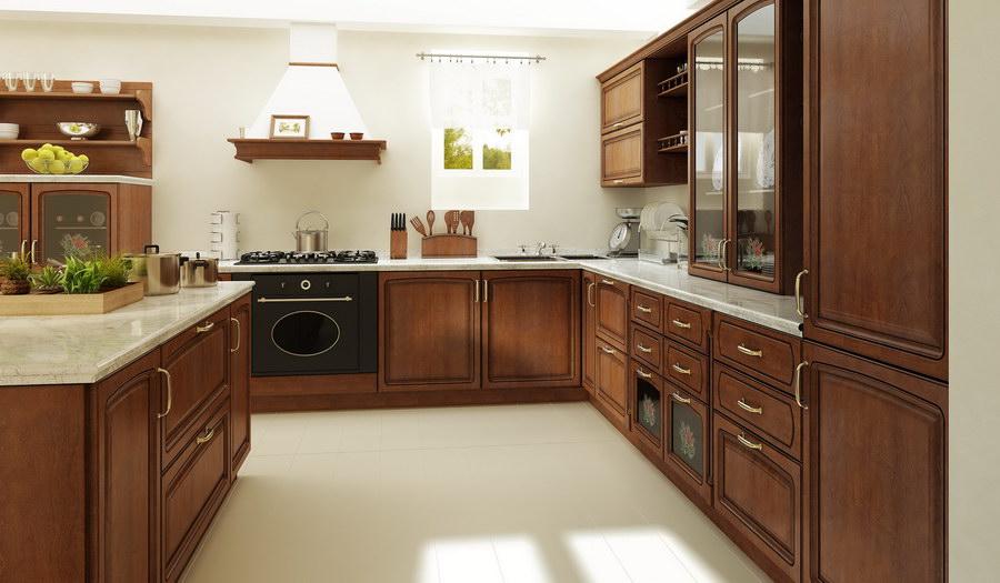 Kuchnie Drewniane  Wizualizacje Drewpol  Meble Kuchnne   -> Kuchnie Drewniane Nowoczesne
