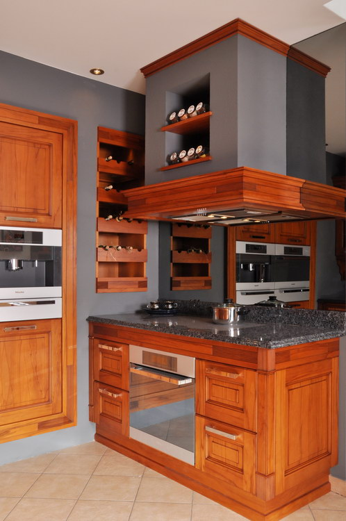 Kuchnie drewniane 2  Stabart  Meble Kuchnne na wymiar Rzeszów  Kuchnie Kocur # Kuchnie Drewniane Rzeszów